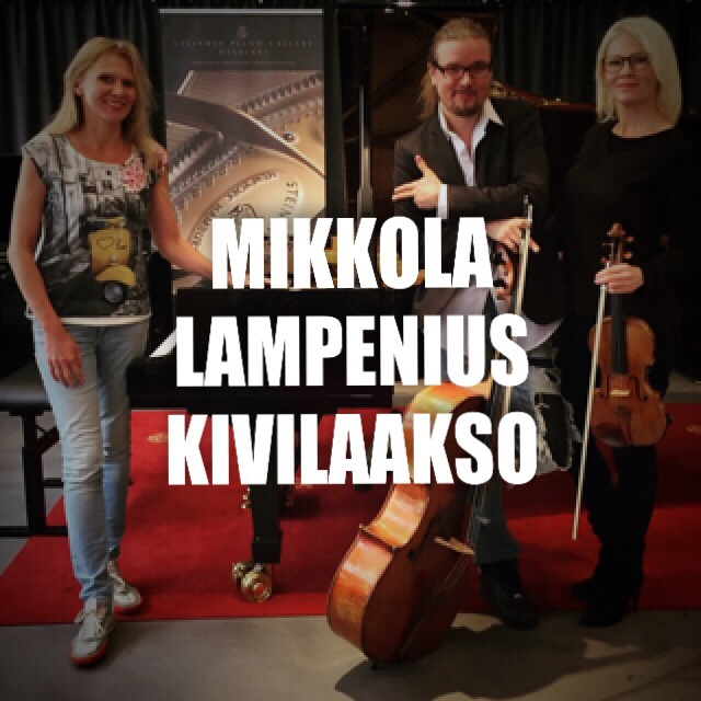 New classical piano trio