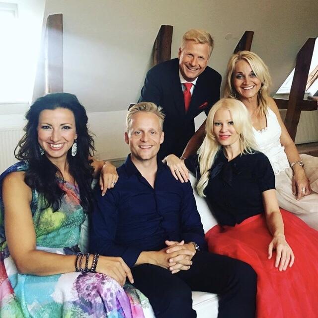 Konsert med Linda Lampenius, Sonja Aldén och AndreasWeise