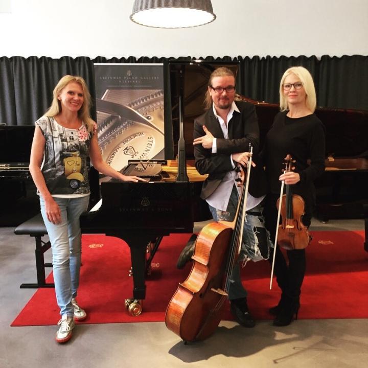 Beethoven Triple Concerto Lampenius RosefieldJablonski
